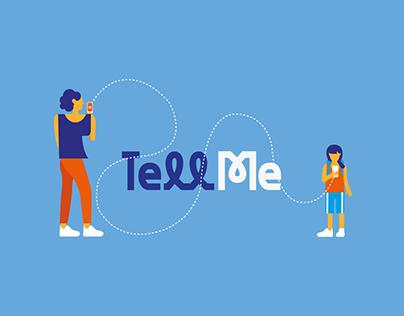 TellMe School App Branding