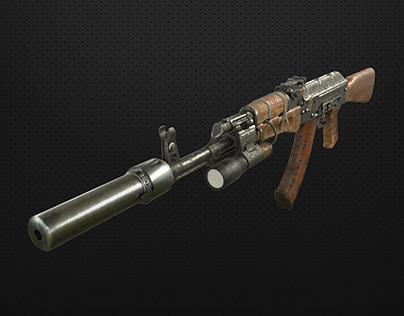 AK 47 variety