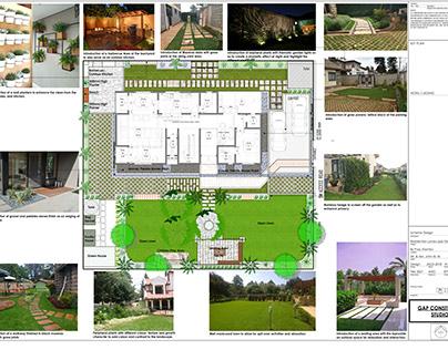Residential Landscape Design, Ruiru Kenya