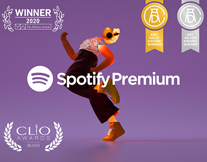 Spotify Premium Campaign