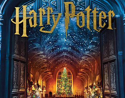 Harry Potter: Christmas at Hogwarts
