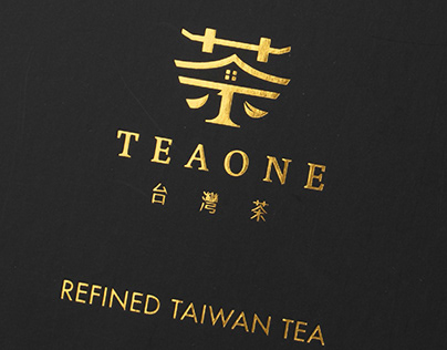 TEAONE 台灣茶 / VIS Design