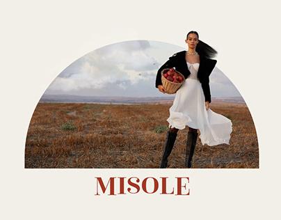 Misole - Brand Identity