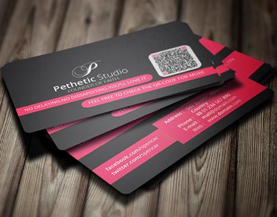 Creative Business Card (Free bie)