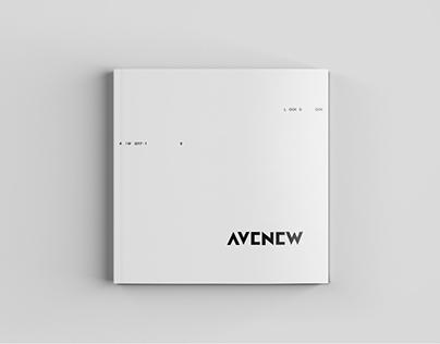 AVENEW look book A / W 2017 - 2018
