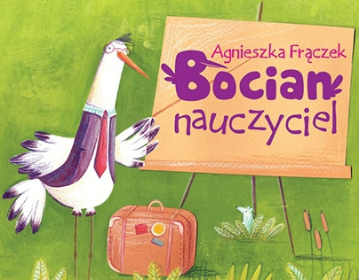 Board Book Series for Zielona Sowa
