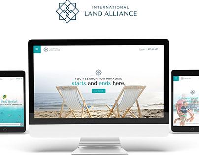 Desarrollo de sitio web para ILA
