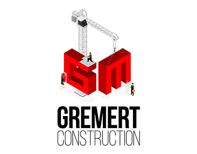 GREMERT CONSTRUCTION Branding