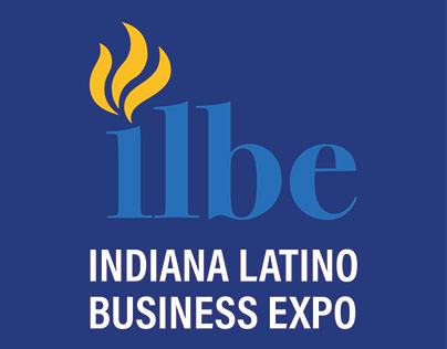 Indiana Latino Business Expo Visual Identity