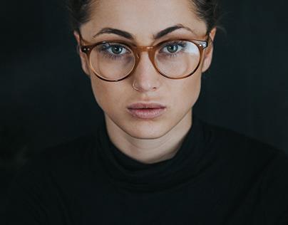Moody Portrait Anna