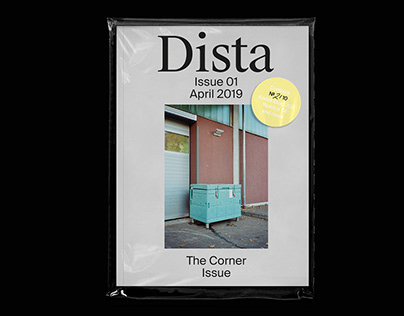 Dista Issue 01 – The Corner Issue