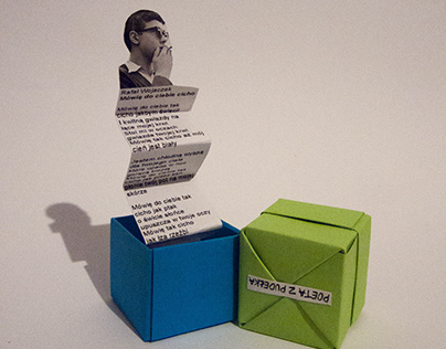 out-of-the-box-poet // poeta z pudełka