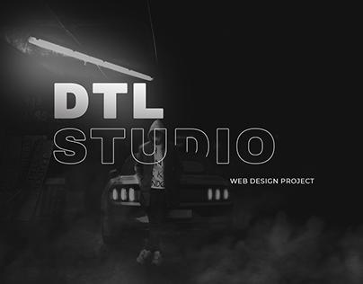 DTL STUDIO WEBPAGE DESIGN