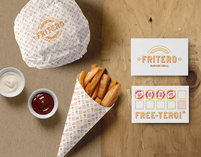 Fritero Burger Grill