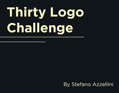 Thirty Logo Challenge