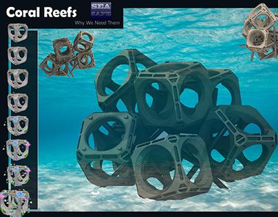 Artificial Coral Reef - Creative Conscience