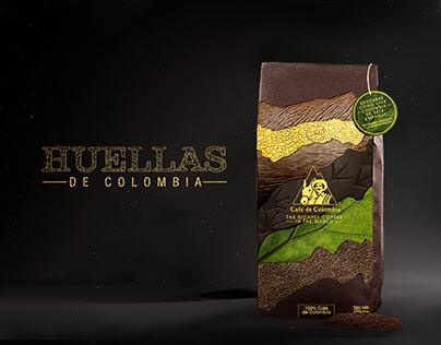 Huellas de Colombia