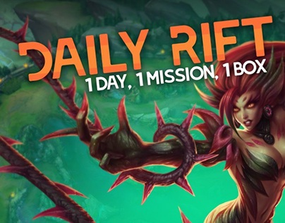 Monthly Event: Daily Rift