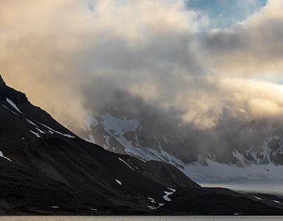 Sailing in the Svalbard Archipelago - Part 1