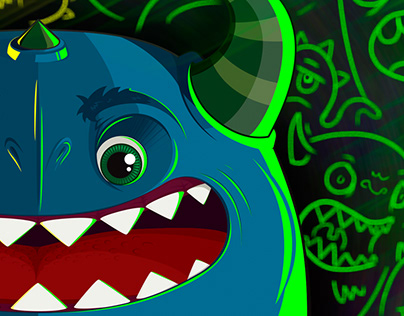 La guerre de monstres / Monster War