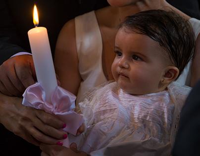 Baptism - Francisca
