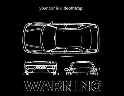 Your car is a deathtrap