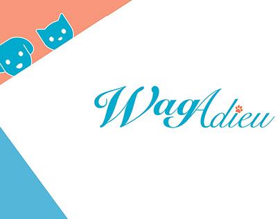 WagAdieu UX UI Design