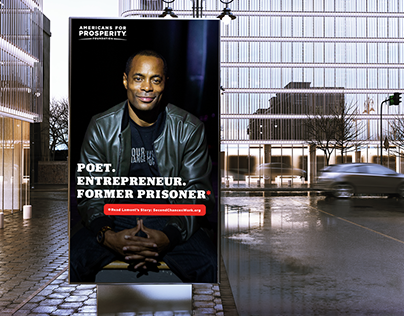 Faces of Reentry Billboard Campaign