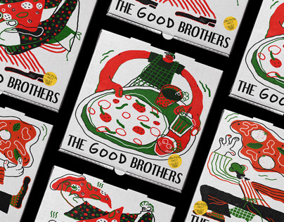 The Good Brothers Pizzeria & Bar