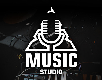 Music Studio - Logo