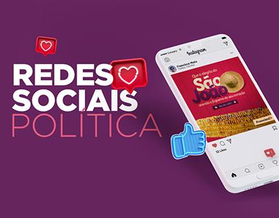 MARKETING POLÍTICO - Prefeita