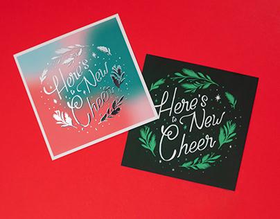 Holiday Card 2020 | Banna