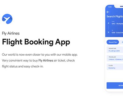 Flight Booking Application