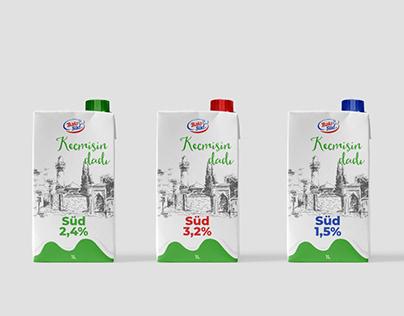 Bakı Sud | Key Visual and Packaging