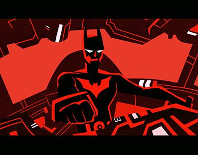 Batman Beyond Fan Animation