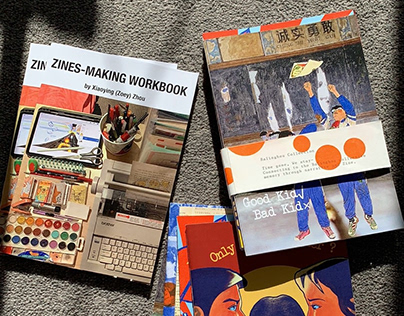 Zines collection
