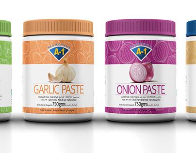 Garlic/Ginger/Onion Paste