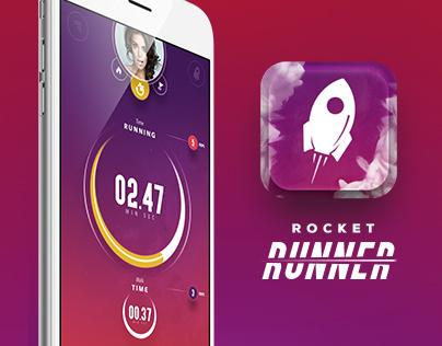 Rocket Runner app