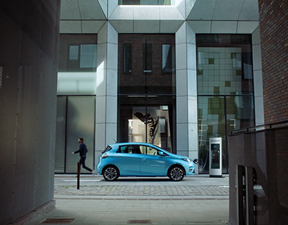 Renault Zoe x Daniel Mattiason
