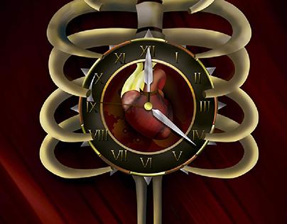O relógio da vida