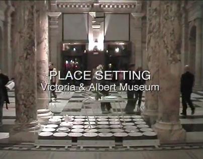 Place Setting V&A