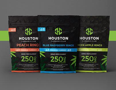 Packaging Design | Houston Cannabis Club