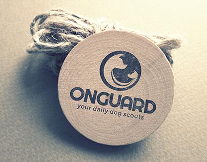 On Guard  / Logo & Identity