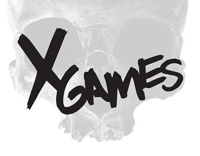 Xgames Rebrand
