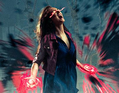 #WebinarsAdobe | Fanart Scarlet Witch