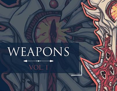 Weapons Concept, Vol.1