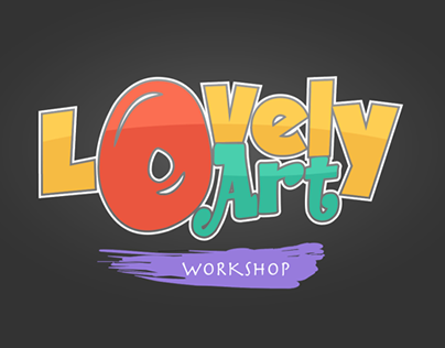 LovelyArt Workshop Logo