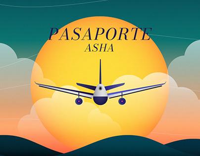 ASHA - Pasaporte (Official Video)