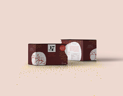 Packaging Thé 17