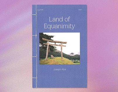 Land of Equanimity (Zine)